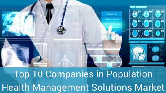 Population Health Management Solutions Top 10 Companies