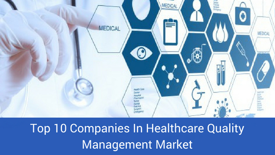 Top 10 Companies in Healthcare Quality Management Market