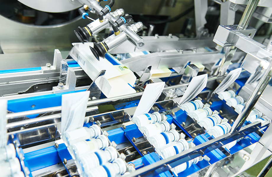 Pharmaceutical Processing and Packaging Equipment Market