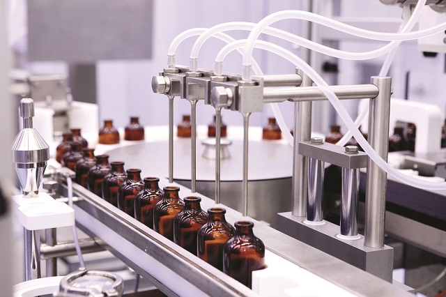 Biopharmaceutical Processing Equipment and Consumables Market
