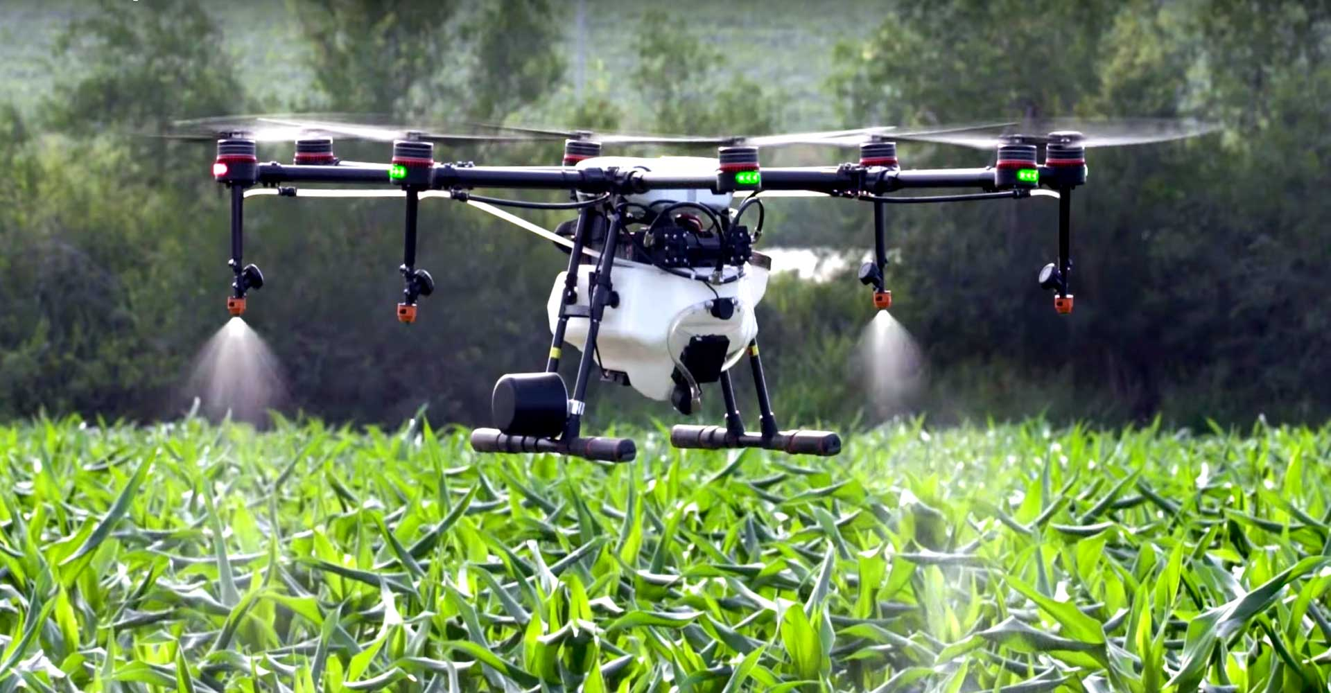 Use of Satellite and Drones In Agriculture